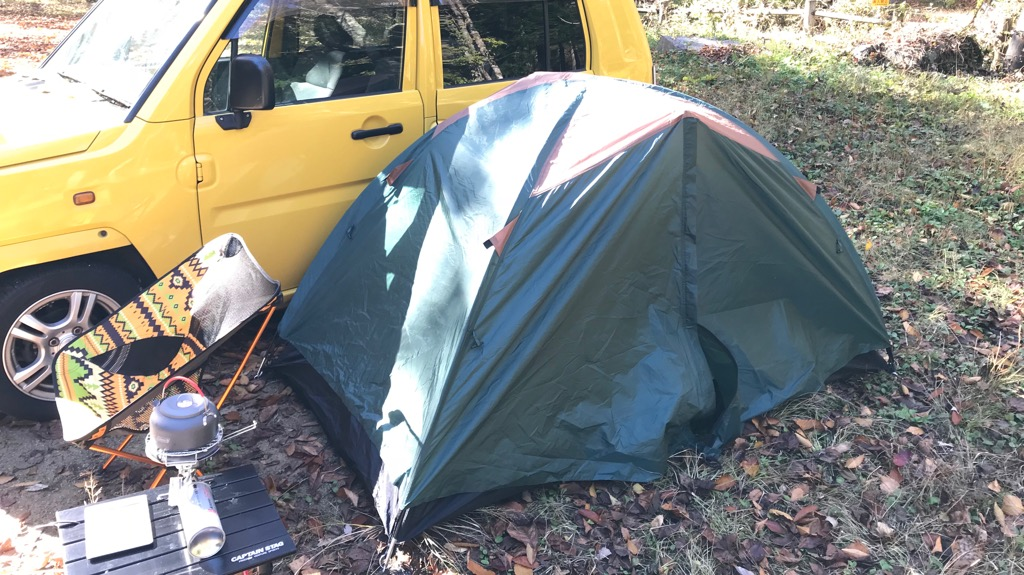 BUNDOK(バンドック)ツーリングテントとは、安くて丈夫な1~2人用テント