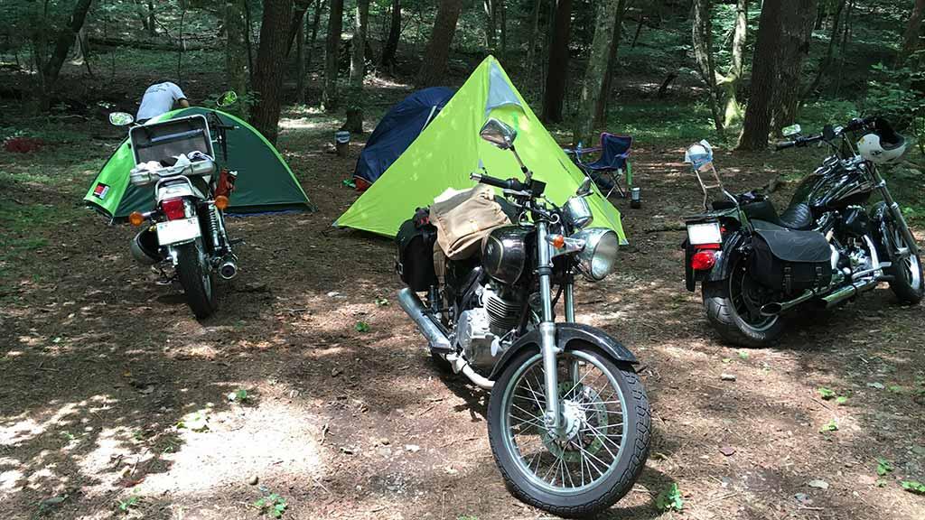 まとめ:キャンプツーリングはいいぞ!バイク持ってるなら一度行ってみよう