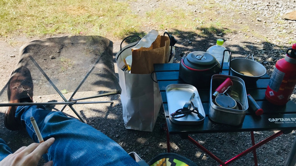デイキャンプとは日帰りで行うキャンプのこと