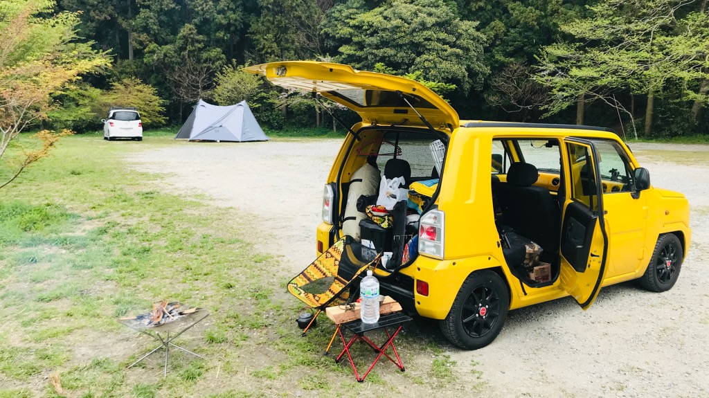 デイキャンプが初心者におすすめな理由:必要なキャンプギアが少なく済む